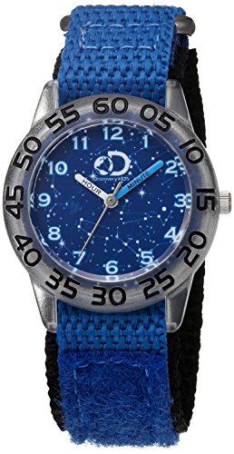 ewatchfactory-boys-discovery-channel-quartz-plastic-and-nylon-sport-watch-colorblue-model-wdc000117