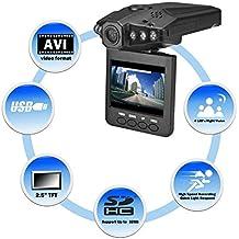 Cámara grabadora de vídeo 1280P HD LCD de 2,5