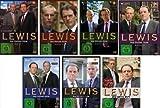 Lewis - Der Oxford Krimi - Staffeln 1-7 (28 DVDs)