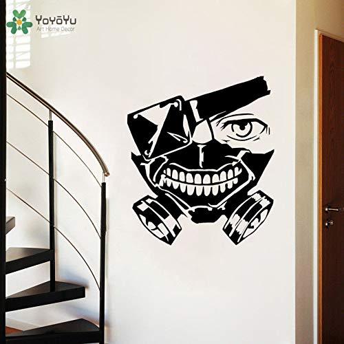 Western Papier Masken - jiushizq Wandtattoo Cartoon Wandaufkleber Hübsche Maske
