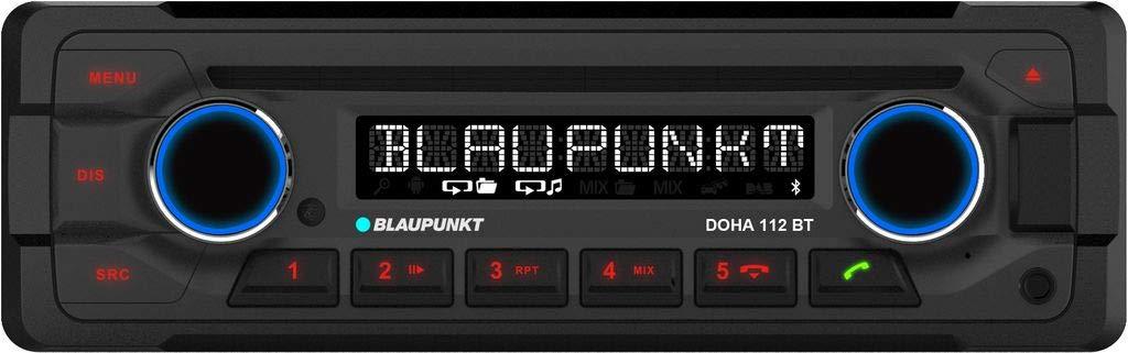 Blaupunkt-Doha-112-BT-CDMP3-Autoradio-mit-BluetoothUSB-AUX-IN