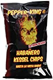 XOX Pepper-King Habanero-Chili, 5er Pack (5 x 125 g) -