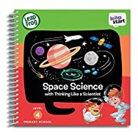 LeapFrog LeapStart Primary School Activity Book: Space Science and Thinking Like a Scientist