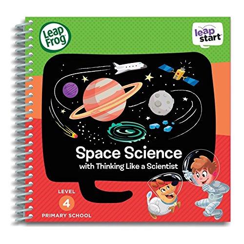 Leapfrog Leapstart l'école primaire livre d'activités : Space Science et Penser comme un Scientifique