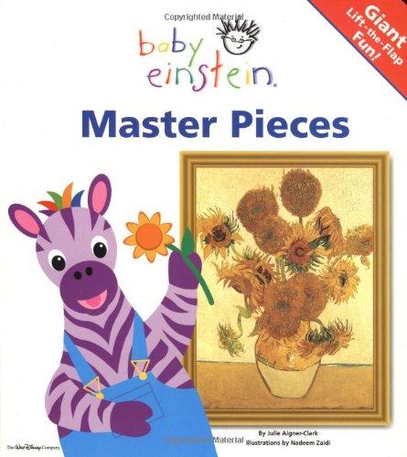 Baby Einstein: Master Pieces (Disney Baby Einstein-bücher)