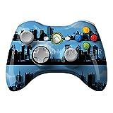 Rapid Fire Benutzerdefinierte Microsoft Xbox 360 Wireless Regler Modded Xbox 360 Regler - City Skyline - COD Erweiterte Warfare, Schicksal, GEISTER Zombie Auto Aim, Drop Shot, Fast Reload und mehr
