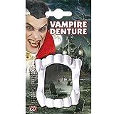 Widmann 8402D Vampirgebiss für Erwachsene, Kostüm, One Size