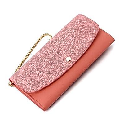 ZLR Mme portefeuille Nouveau portefeuille en cuir de vachette en perle de vachette