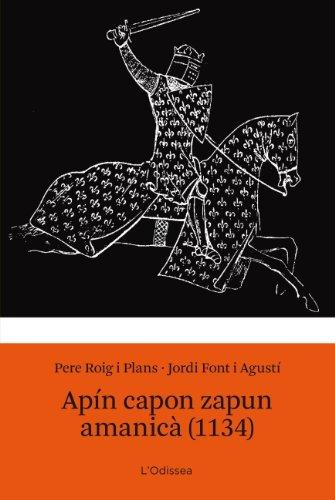 Apín capon zapun amanicà (1134) (Odissea 4)