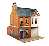 Row House Model Making Kit by The CityBuilder 1:43 scale (7mm) O gauge