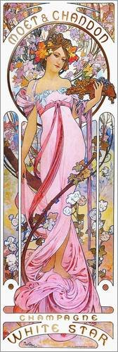 poster-40-x-120-cm-moet-chandon-white-star-rose-de-alfons-mucha-reproduction-haut-de-gamme-nouveau-p