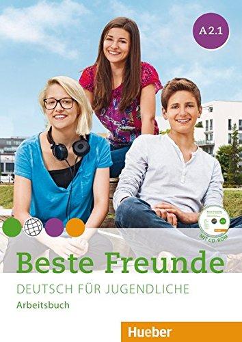 Portada del libro BESTE FREUNDE A2.1 Arb.+CD-ROM(ejerc.)