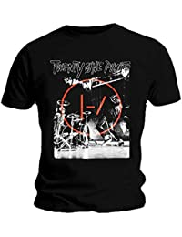 Official T Shirt 21 Twenty One Pilots Clique B STAGE Live Photo XXL