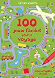 Telecharger Livres 100 jeux faciles pour le voyage (PDF,EPUB,MOBI) gratuits en Francaise