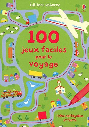100 jeux façiles pour le voyage par Catriona Clarke