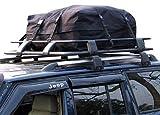 Best Roof Racks - 340 Litre Car Roof Rack Cargo Bag Soft Review