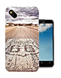 002721 - Famous Route 66 Mexico America Design Wiko Sunset