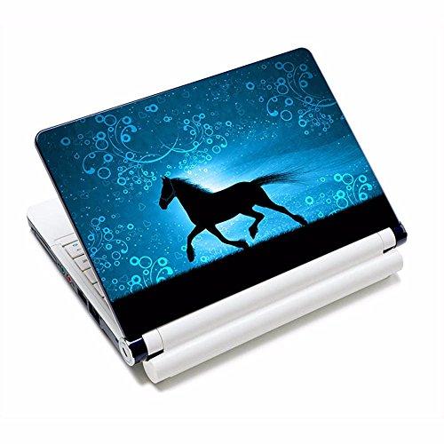 2 pcs Laptop Notebook Skin Aufkleber für die 10 10 12 13 15 15,6 17 Zoll Macbook Pro, Acer ,06