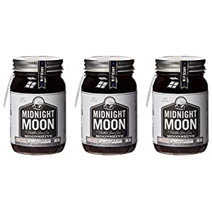 Midnight Moon Moonshine Blueberry Liqueur 35 cl