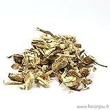 Floranjou - Guimauve racine naturelle BIO - 250 g - Nom botanique : Althaea officinalis