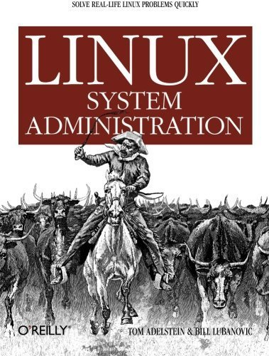 Linux System Administration by Tom Adelstein (2007-04-06) par Tom Adelstein;Bill Lubanovic