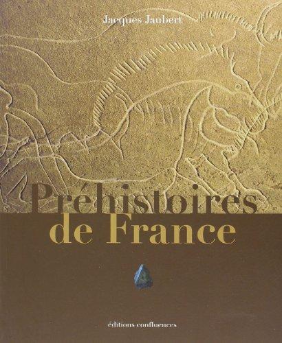 PREHISTOIRE DE FRANCE -1000.000 -7000 par JACQUES JAUBERT
