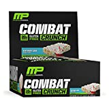 MusclePharm Combat Crunch Bars (12x63g) Birthday Cake, 756 g