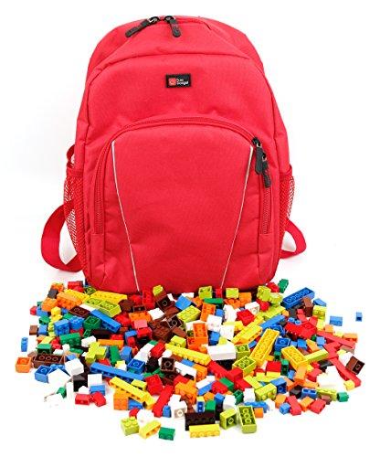 Zaino Per Organizzare Pezzi Di LEGO + Custodia Impermeabile - DURAGADGET