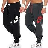 Nike Herren Logo Cuffed Pant