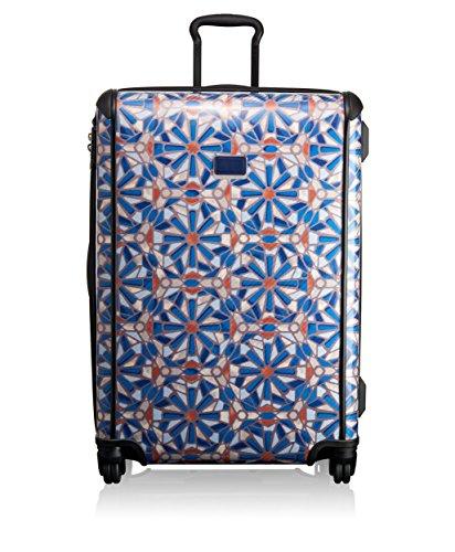 Tumi Trolley para portátiles, Cayenne Tile Print (Azul) - 028827CTP