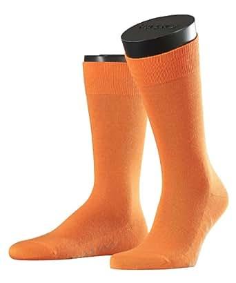 FALKE Herren Socken Family SO, Gr. 39/42, Orange (lobster)