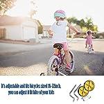 Sunshine-smile-Ruote-per-Bici-universali-per-BambiniRotelle-Regolabili-per-Bici-daRotelle-per-Bicicletta-da-Bambino-SicurezzaStabilizzatori-per-Bici