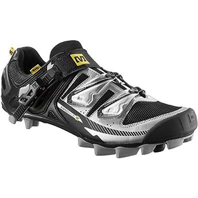 MAVIC Tempo metallic silver/noir/jaune MAVIC (Taille cadre: 44) Chaussures VTT
