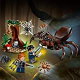 LEGO 75950 Harry Potter Aragog's Lair Building Set, Spider Toy, Wizarding World Gifts