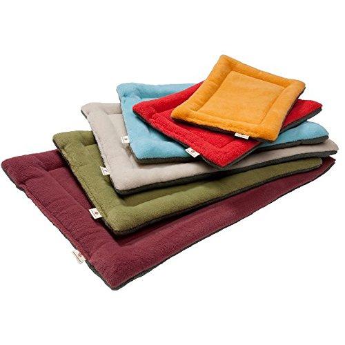 Micat Pet Alfombrilla de cojín Cálido perro colchón de la cama pad para mascotas casa/Perreras/jaula/caja/