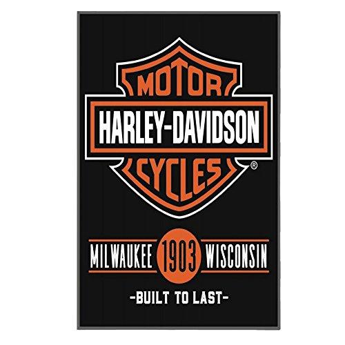 Preisvergleich Produktbild Harley-Davidson Strandhandtuch Unionized