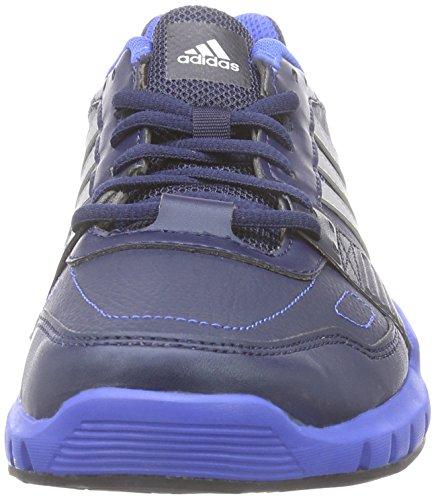 big sale b1c96 3d7a6 adidas Essential Star 2 Herren Hallenschuhe Blau ConavyIronm