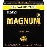 Trojan Kondome - Magnum Large - (36er-Pack)
