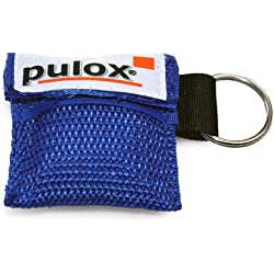 PULOX RESPI-Key - Llavero con máscara de respiración