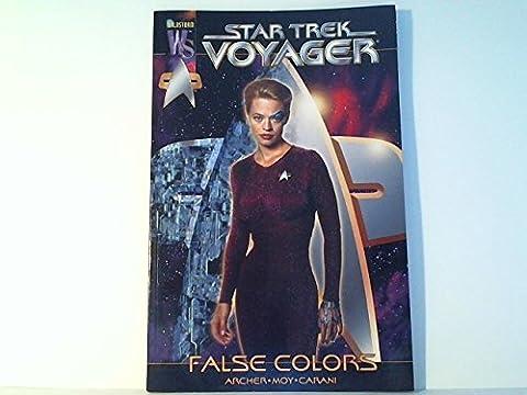 Star Trek Voyager. False Colours