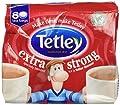 Tetley Extra Strong 80 Btl. 250g - schwarzer Tee mit extra vollem Geschmack von Tetley auf Gewürze Shop