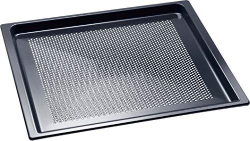 Miele HBBL71 Gourmet-Backblech (für Geräte der Generation H 2000 / H 6000 mit 76 L Garraum sowie für alle Dampfgarer mit Backofen DGC XL)