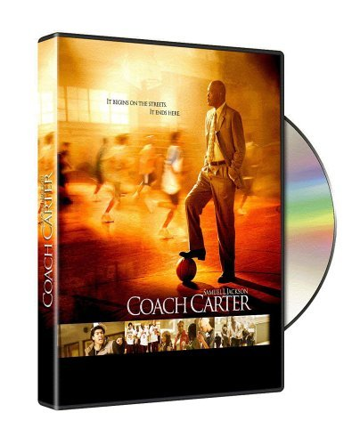Coach Carter [DVD] by Samuel L. Jackson