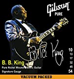 Gibson Gear SEG-BBS B.B. King Signature Saiten - .010 - .054