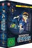 Detektiv Conan - Box 1 (Episoden 1-34) [6 DVDs]