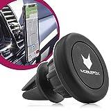 Mobile Fox KFZ 360° auto Magnet Ventilazione telefono cellulare supporto Apple iPhone 7/7Plus/6/6S Plus/Se/5/5S/5C/4S