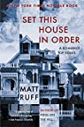 Set This House in Order par Ruff