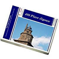 400 Piece Puzzle of The Tower of Hercules (14318310)