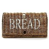 Riviera Maison - Rustic Rattan - Brotkasten, Brotbox - Bread - 42 x 21 x 21 cm