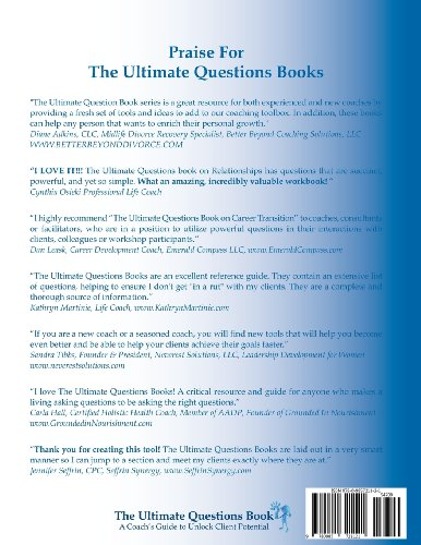 The Ultimate Questions Book - Leadership: A Coach's Guide to Unlock Client Potential